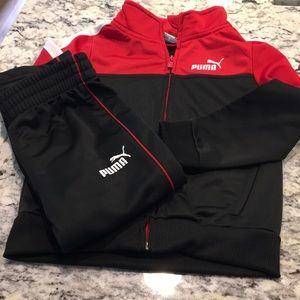 Puma Boys Track suit